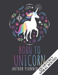 Author Planner - Unicorn